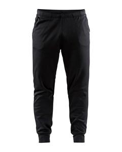 Eaze Jersey Pants M - Black