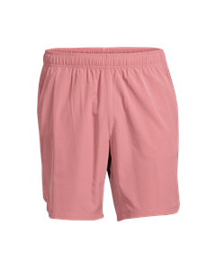 M Long Shorts Calming Red
