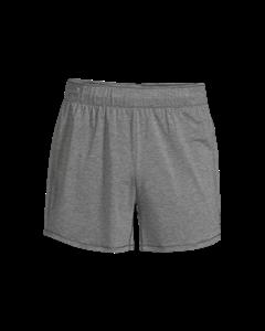 M Conscious Soft Shorts Dk Grey Melange