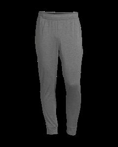 M Conscious Soft Pants Dk Grey Melange