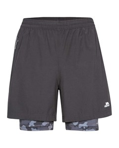 Trespass Mens Patterson Active Shorts