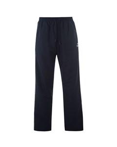 Open Hem Woven Pants