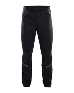 Warm Train Pant M - Black/transparent Grey
