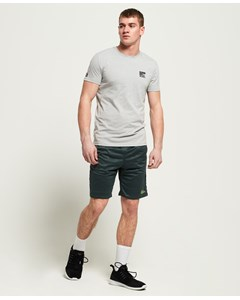 Active Camo Jacquard Short Cool Olive