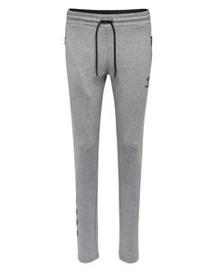 Hmlclio Pants Grey Melange