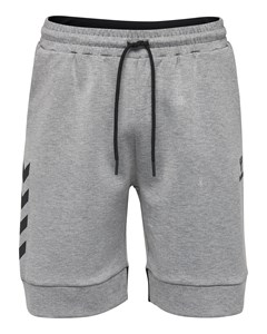 Hmlguy Shorts Grey Melange