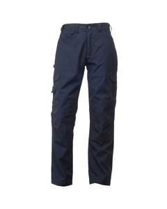 Regatta Mens Premium Durable Cargo Workwear Trousers (water Repellent)