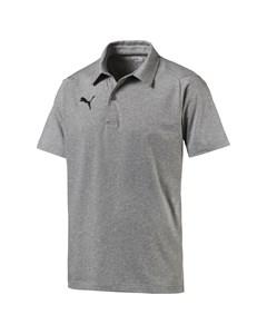 Liga Casuals Polo-655310 33 Medium Gray