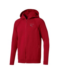 Pace Evoknit Move Fz Hoody Red
