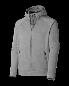 M Tech Hood Grey Melange