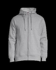 M Essential Hoodie Grey Melange