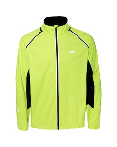Trespass Mens Aaron Hi Vis Convertible Softshell Jacket