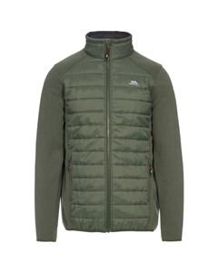 Trespass Mens Saunter Full Zip Fleece Jacket
