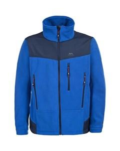 Trespass Mens Smoulder Full Zip Fleece Jacket