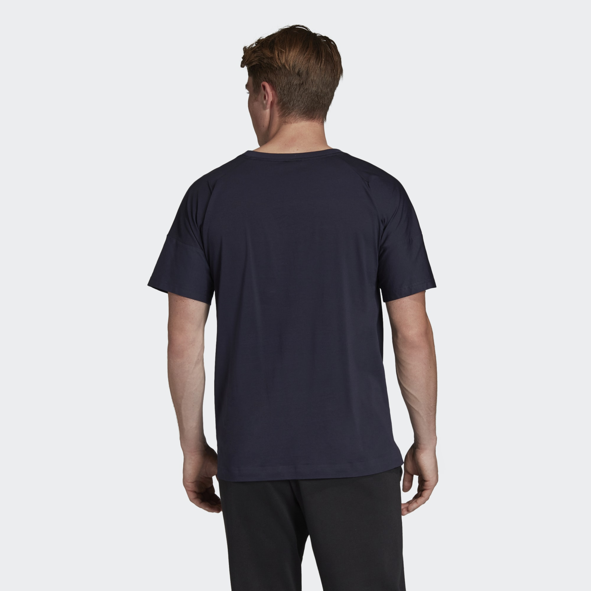 Adidas Z.n.e. 3 stripes T shirt bis zu 70 %   AFOUND