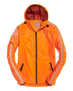 Active Featherweight Jacket Fluro Orange