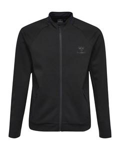 Hmlguy Zip Jacket Black