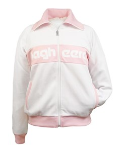Montana Jacket M White/pink