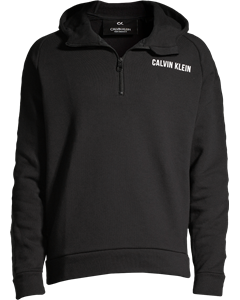 Hooded Pullover Ck Black