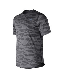 Q Speed Breathe Short Sleeve Blackheather