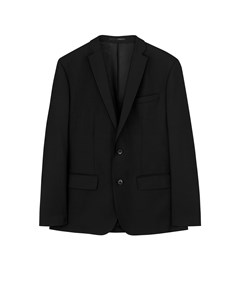 M. Tom Cool Wool Jacket Black