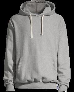 Deluxe Hood Grey Melange