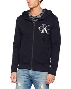 Calvin Klein Zip Hood Blue