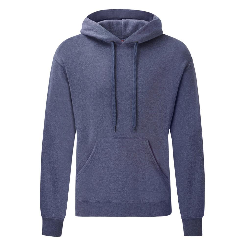 Fruit Of The Loom Mens Hooded Sweatshirt Hoodie bis zu 70