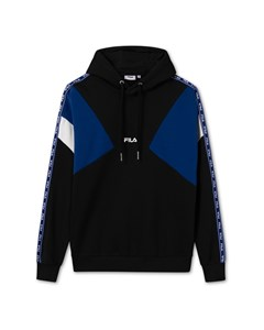 Men Umar Hoody Black-sodalite Blue-bright White