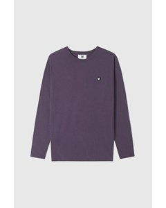 Mel Long Sleeve Dark Purple