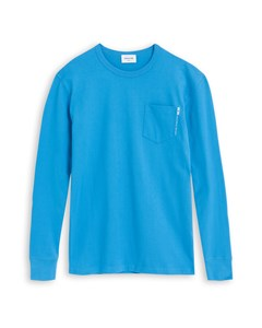 Lui Long Sleeve Bright Blue