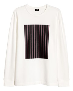 Cabbage Sweatshirt White