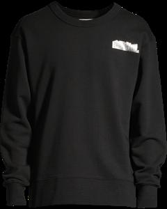 Animal Sweatshirt Black