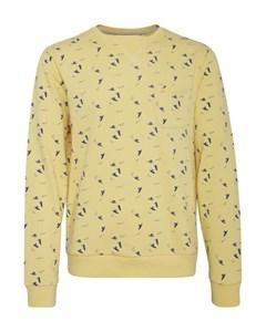 Sweatshirt 20708433 Lemon Drop