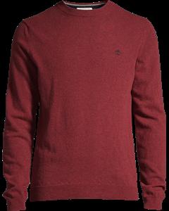 Crew Neck Sweater Pomegranate