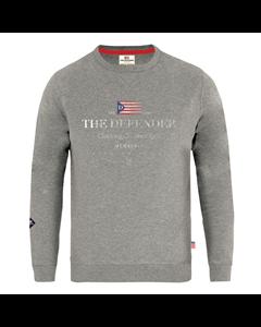 Sweatshirt I Härligt Material