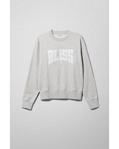 Albin Bliss Sweatshirt Grey