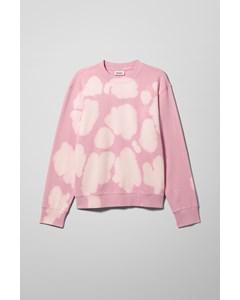 Common Bleach Sweatshirt Pink