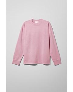 Yanni Washed Long Sleeve Pink