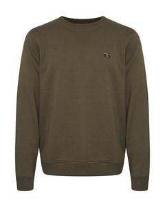 Sweatshirt 20708683 Olive Night Green