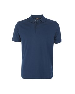 Pierre Cardin Basic Polo Blauw