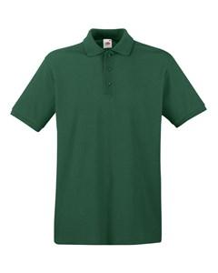 Fruit Of The Loom Premium Mens Short Sleeve Polo Shirt