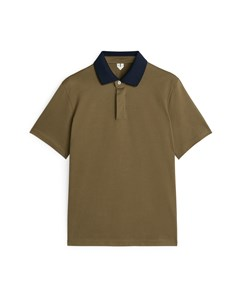 Polo Shirt Beige