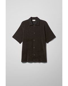 Gilbert Shortsleeve Shirt Black