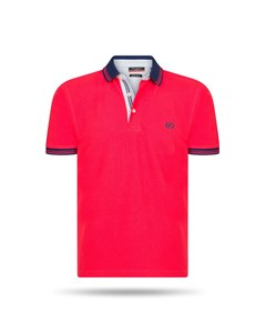 Pierre Cardin Navy Tipped Polo Rot