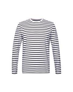 Men's T-shirt Long Sleeve, White