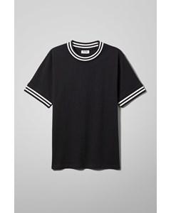 Mark T-shirt Black