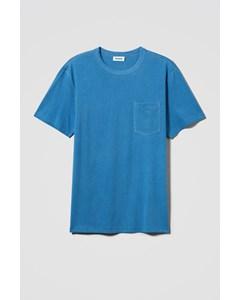 Anton Washed T-shirt Blue