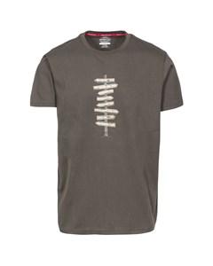 Trespass Mens Mapping T-shirt