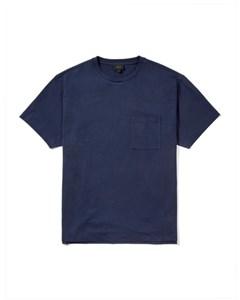 Bedford Crew Neck T-shirt Bright Navy